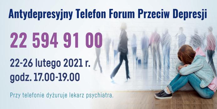 Kampania Forum Przeciw Depresji