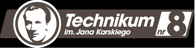 Logo Technikum nr 8