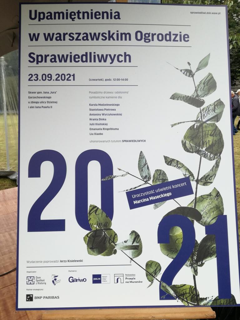 2021.09.23 Ogród sprawiedliwych